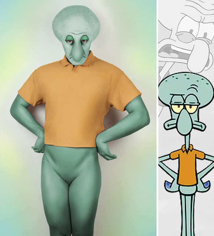 Cosplayer That Can Turn Himself Into Any Cartoon and Movie Character - See 16 TOP Amazing Transformation
