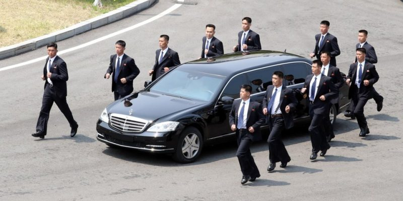 korea-summit-car-photo