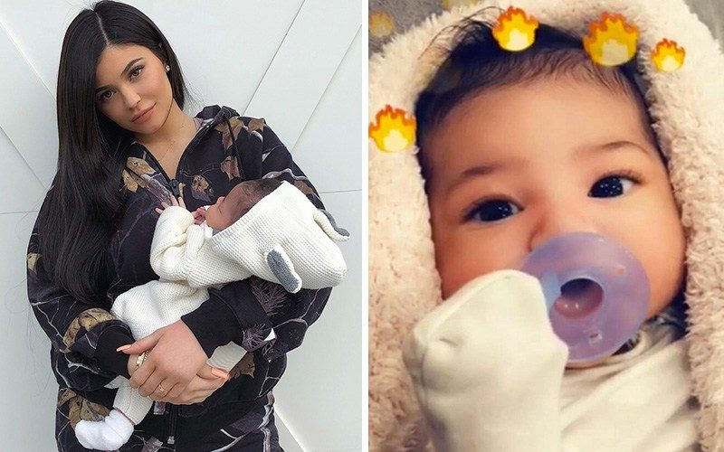 kylie-jenner-travis-scott-baby-photo