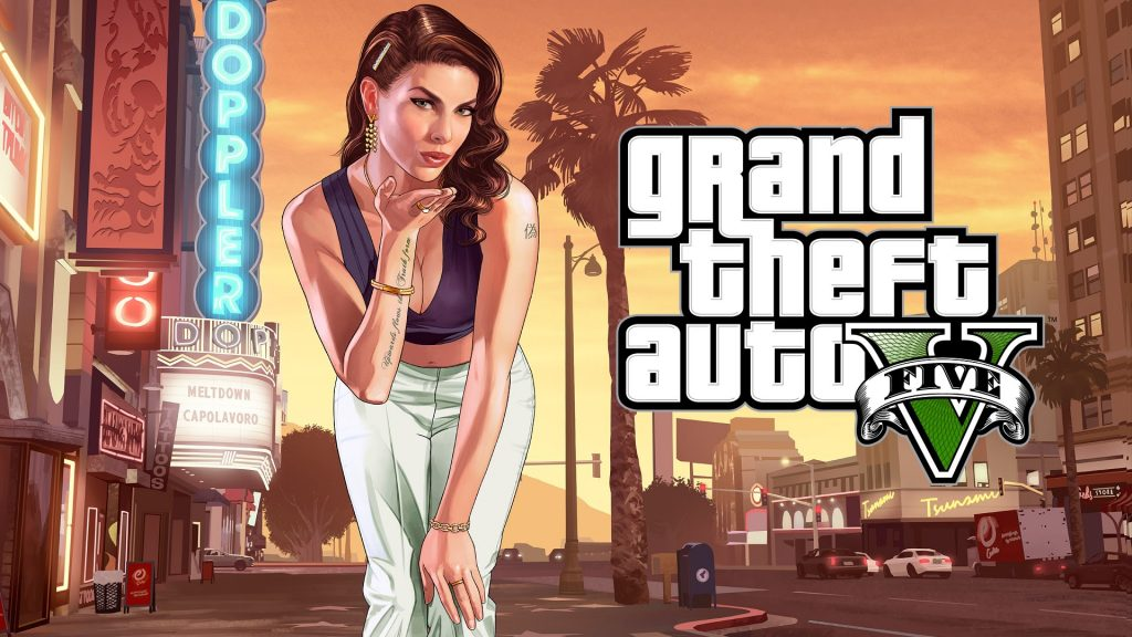 Wow! GTA V Was Called the Most Successful Media Project in History - Redemption Has No Chances