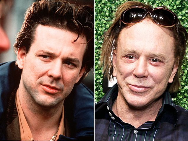 Mickey Rourke pic