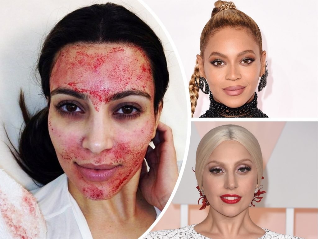 Beyoncé Uses Glue Instead of Eyebrows Gel, Kim Kardashian's Blood for Face + 6 Other Crazy Cosmetic Tricks From Celebrities