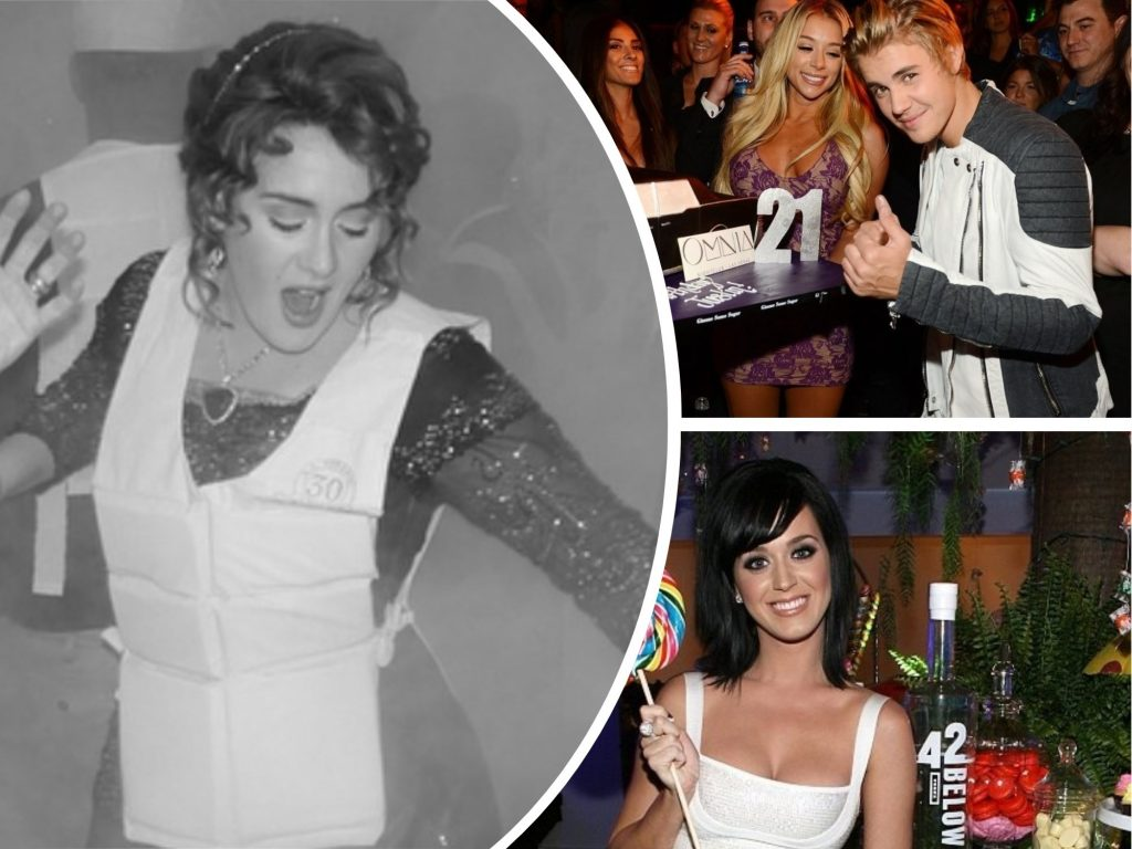Cool Adele 'Titanic' Themed Birthday + 5 Other Most Extravagant Celebs Parties of All Time
