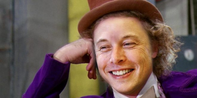Candy-Man Elon Musk Is 'Super Serious' About Starting Candy Company