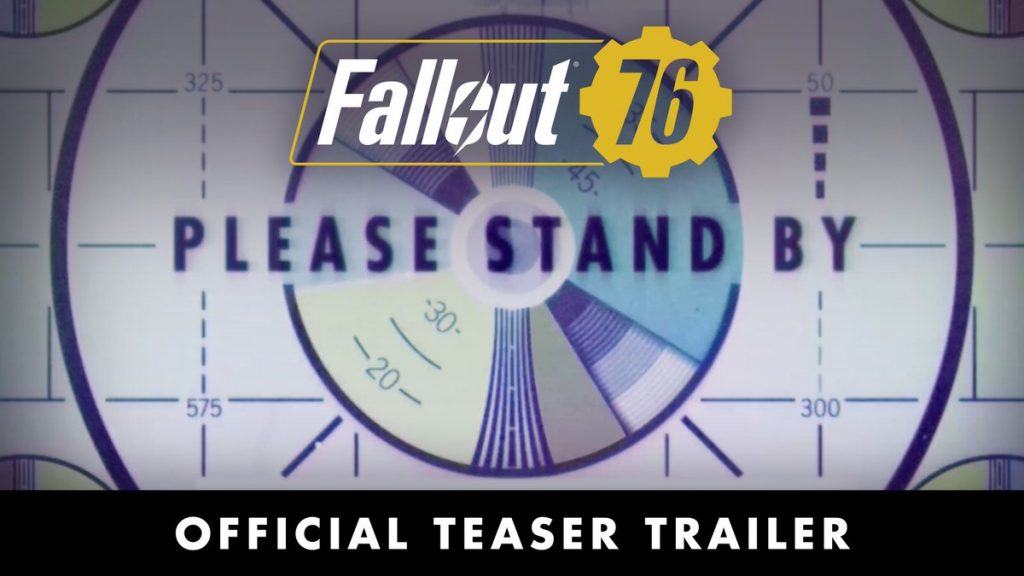 "NEW Bethesda Game Studios ""Fallout 76"" Is Online Survival RPG - a Total Disappointment or a Freash Start?"