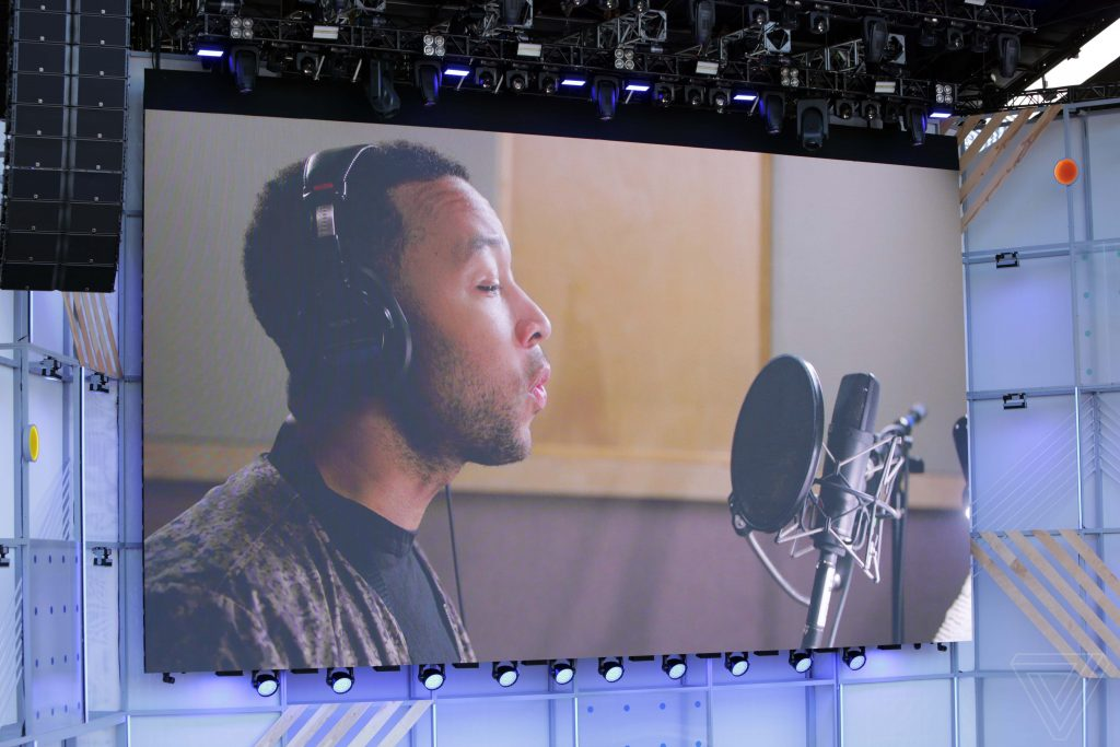 Google I/O 2018: John Legend to Voice Virtual Assistant + 6 More KEY Things and Highlights - DAY 1 (Video)