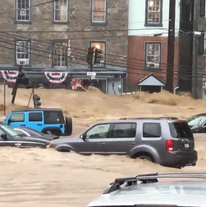 Huge Flash Flooding in Maryland, US Backs off New North Korea Sanctions + 3 More HOT Things to Know About World (MON)