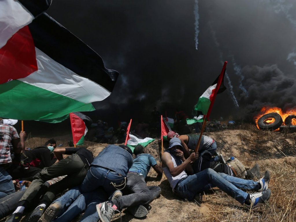 israel-palestinian-protest-gaza-photo
