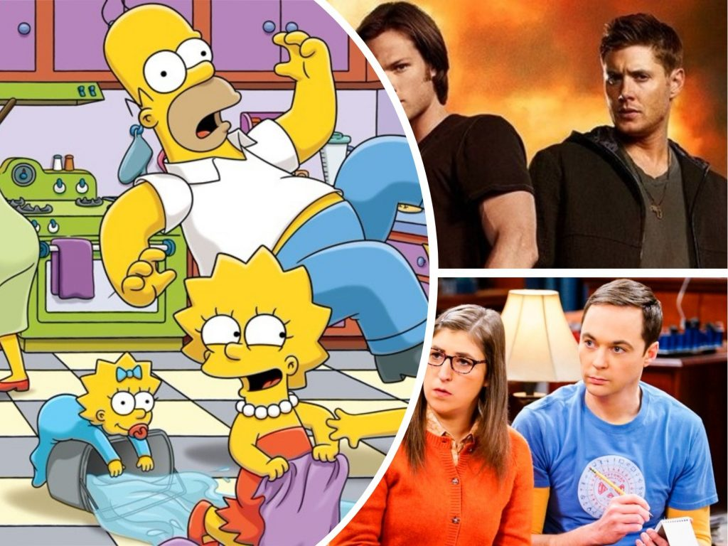 Neverending Tv Shows The Simpsons Greys Anatomy 8 Other Longest