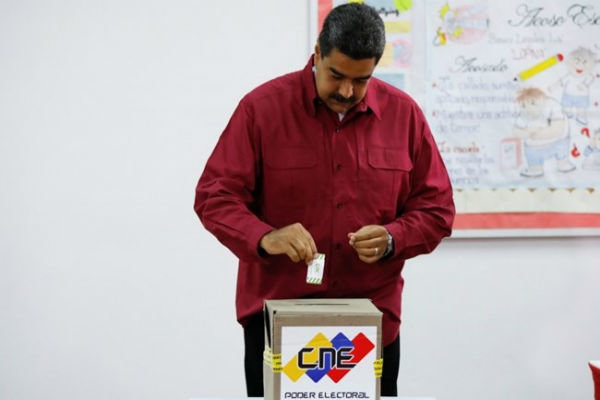 Venezuela Elections 2018: President Maduro Wins Second Term but US Called it 'Sham' - New Sanctions to Expect?