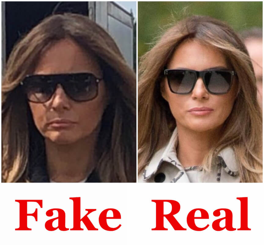 Melania Trump Used Her Body Double Again? 5 Craziest Conspiracy Theories About First Lady
