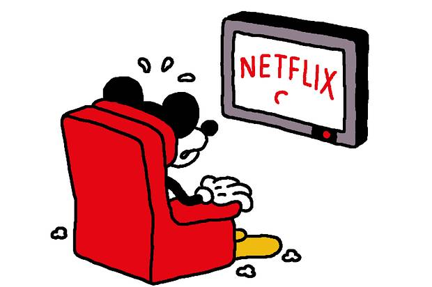 "Netflix Briefly Tops Disney As ""World's Most Valuable Media Company"" - Is It Too Soon to Welcome New King?"