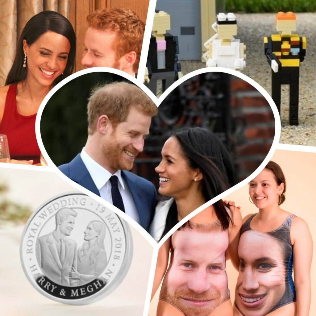 Royal Wedding Madness: 'Harry and Meghan: A Royal Romance' Movie Reactions, Crazy Bathing Suits and Other Ways People Go Crazy About Royals