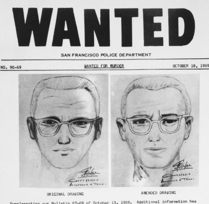New Hope: Police Could Use DNA To Finally Identify The Zodiac Killer - Same Way They Caught The Golden State Killer