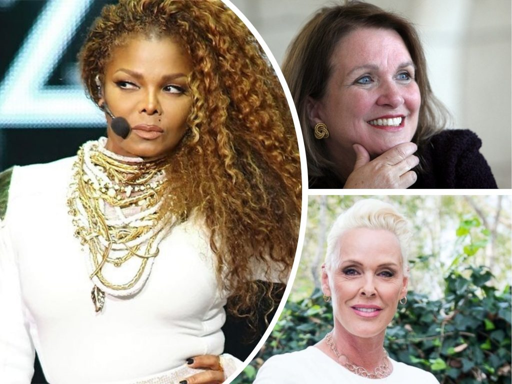 50+ and Pregnant: Brigitte Nielsen + Celebrities Who Are Getting Pregnant After 50 Years Old