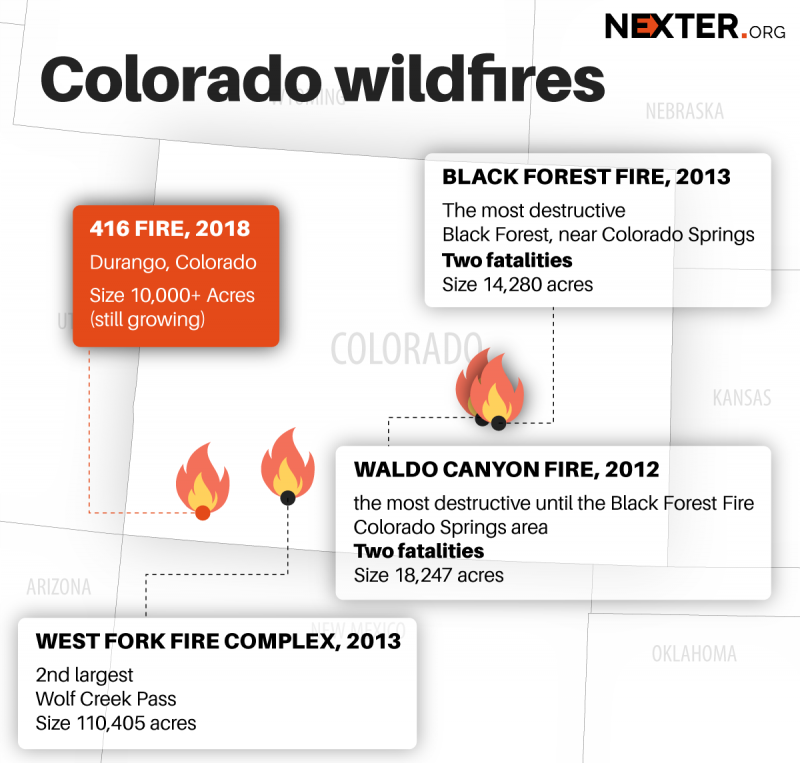 Colorado-fire-map