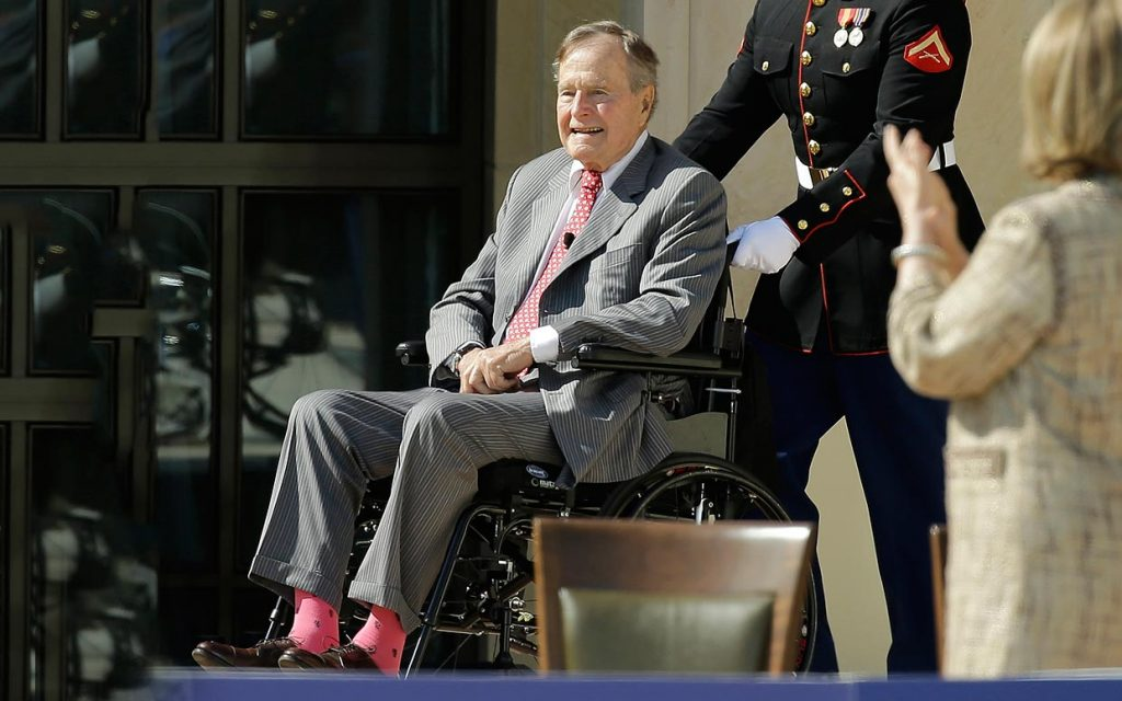 George-HW-Bush-hospital-pics