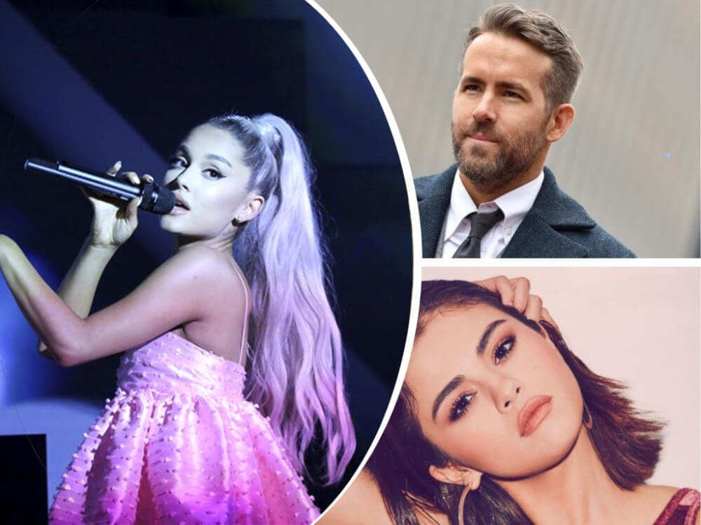 Ariana Grande, Prince Harry, Ryan Reynolds + 6 Other TOP Celebrities You Didn't Know Struggled With Mental Illness