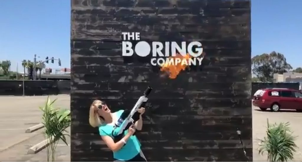 What's Up, Elon: Boring Company 'Not A Flamethrower' Hot Party, Tesla Full Autopilot Update and 10,000th Supercharger Station