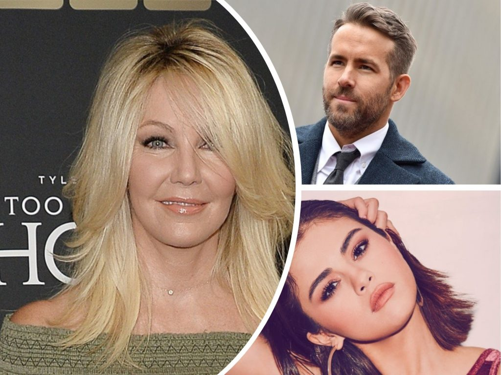 Heather Locklear, Ryan Reynolds + 6 Other TOP Celebrities You Didin't Know Struggled With Mental Illness