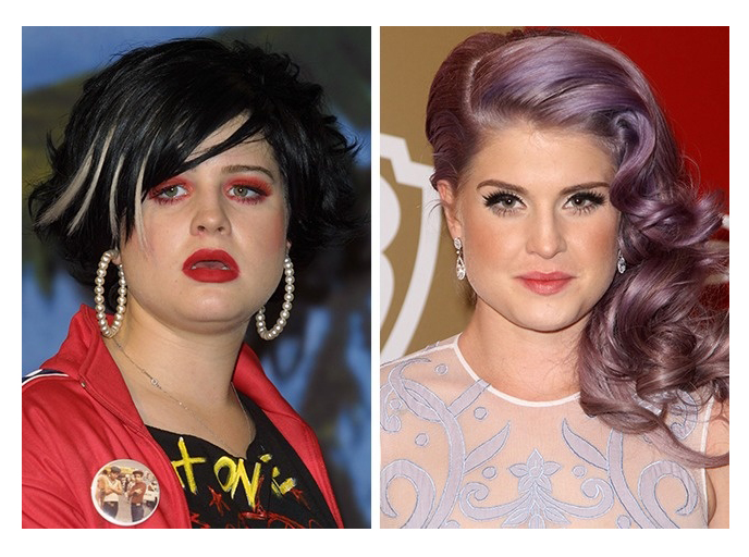 7 Drastic Celebrity Style Transformations and Pics Before They Became Famous - From Miss Revolt to Fragile Flower (PART 2)