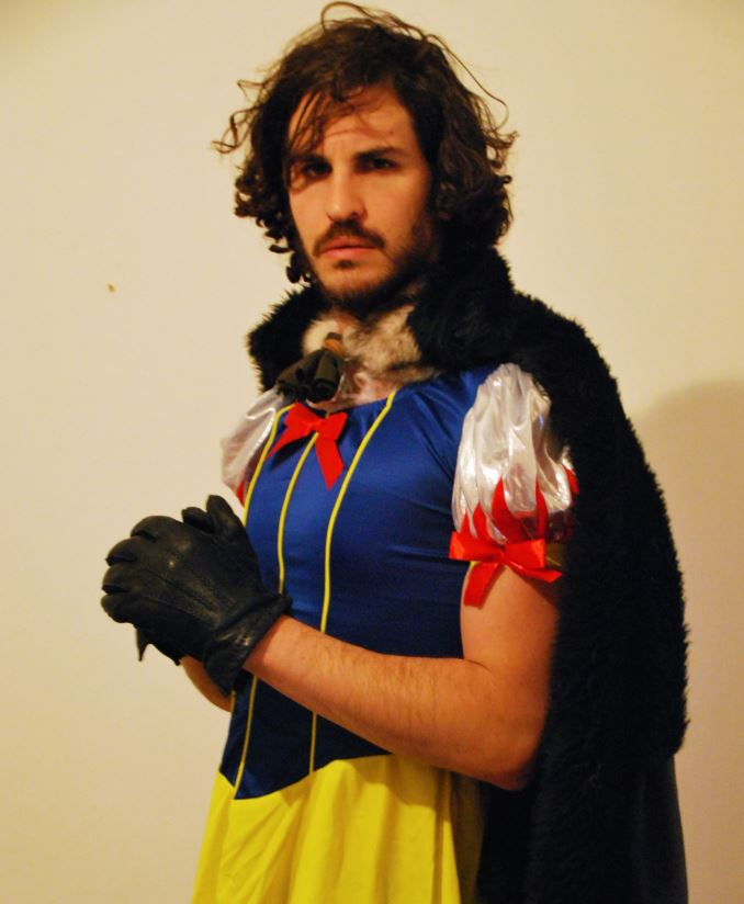 Jon Snow White + 9 More BEST Mashups and Pun Cosplays Showing That Geeks Are Truly Creative People