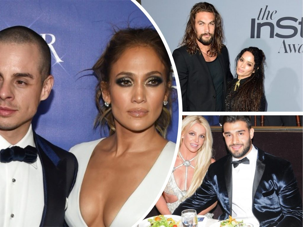 Jennifer Lopez + 8 Other Famous Women Who Married Hot and Much Younger Men Because Age is Just a Number!