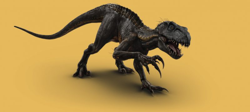 Indoraptor: 7 Blood-curdling Facts About New Hybrid Dinosaur