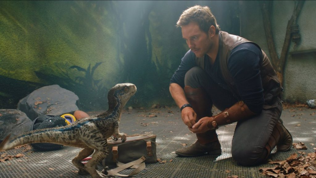 'Jurassic World: Fallen Kingdom' Premiere, 'Roseanne' Spinoff + 3 More Hot Movie News of the Week