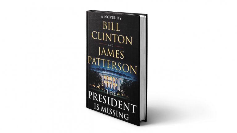 president-is-missing-book-clinton-pics