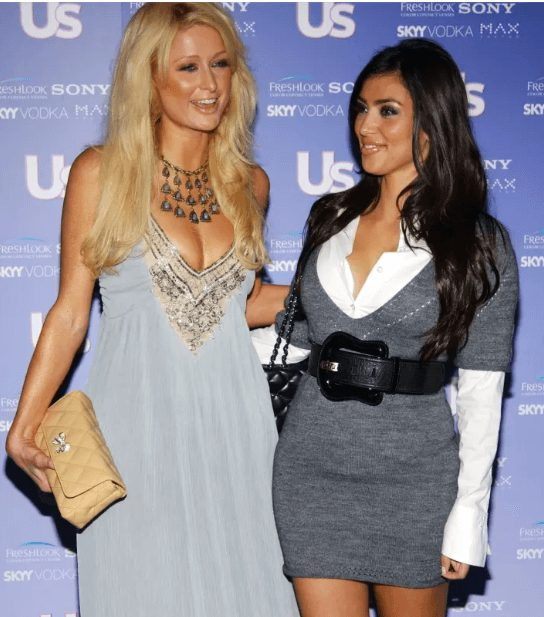 13 Rare Celebrity Photos Straight From the 2000s That Will Make You Shook - Can You Recognise Shy Kim Kardashian With Paris Hilton? (PART 1)