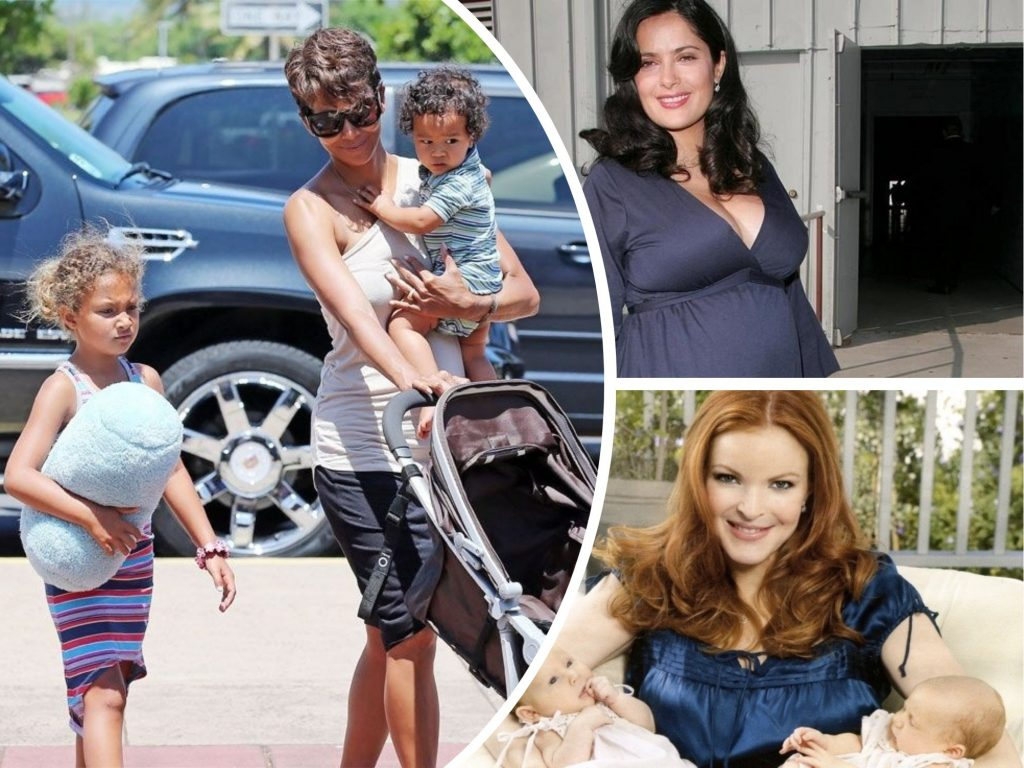 40+ and Pregnant: Gwen Stefani, Halle Berry + 7 Other Celebrities Who Are Getting Pregnant After 40 Years Old (Part 2)