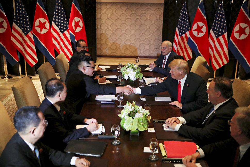 "Trump-Kim Summit Results: Key Moments and 4 Important Issues From the Singapore Meeting - ""The World Will See a Major Change"""