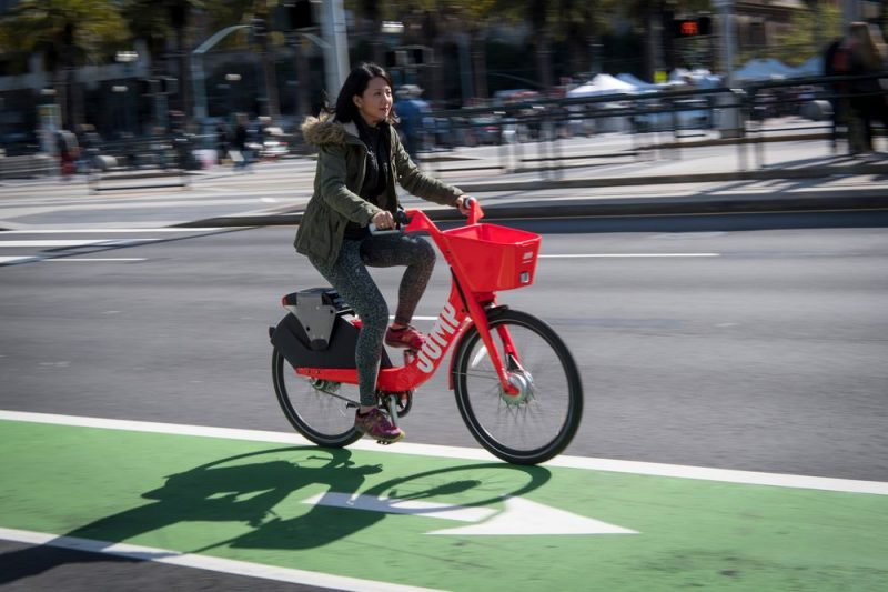 Uber to Launch E-Bike Rental Service in Europe and Berlin is