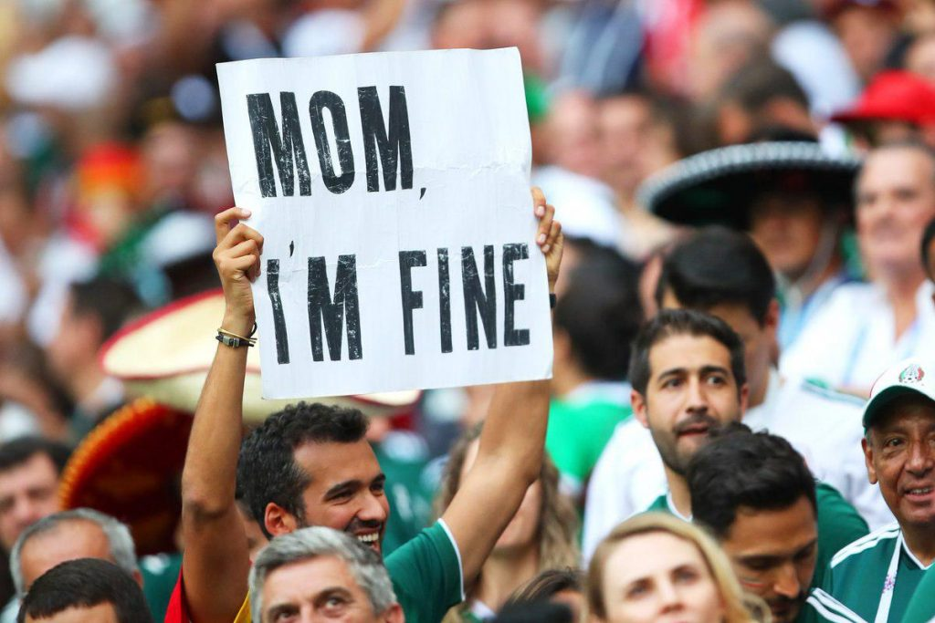 "FIFA World Cup 2018 Day 6: Japan and Senegal Fans Cleanup Videos Go Viral, ""Mom I'm Fine"" Signs and More"