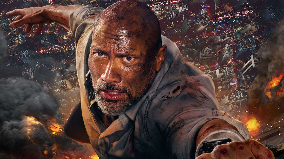 5 Reasons You Will Surely Watch How Dwayne 'The Rock' Johnson Is Saving Us All in Main Summer Blockbuster 'Skyscraper'