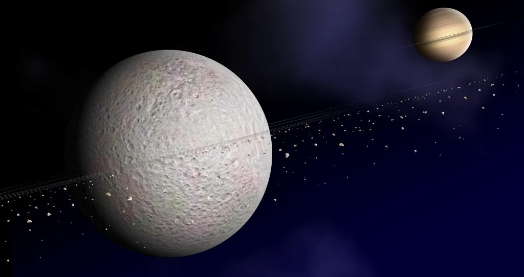 Uranus' Moons Named After Shakespearean Characters + 14 More