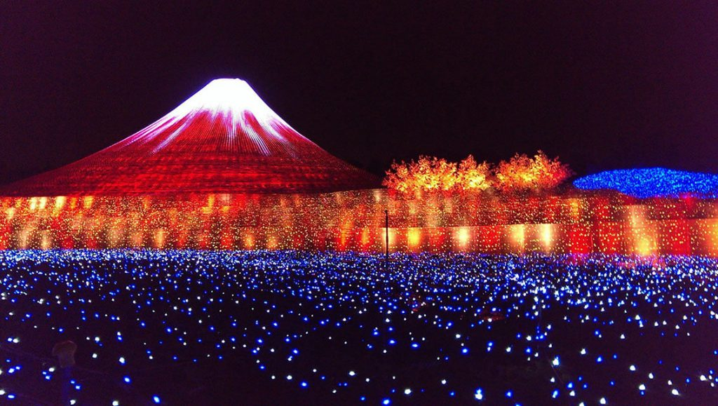 Japanese-illumination-festival-video