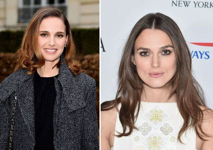 Natalie Portman and Keira Knightley + 10 More Celebrity Doppelgängers and Lookalikes You Never Noticed! (PART 2)