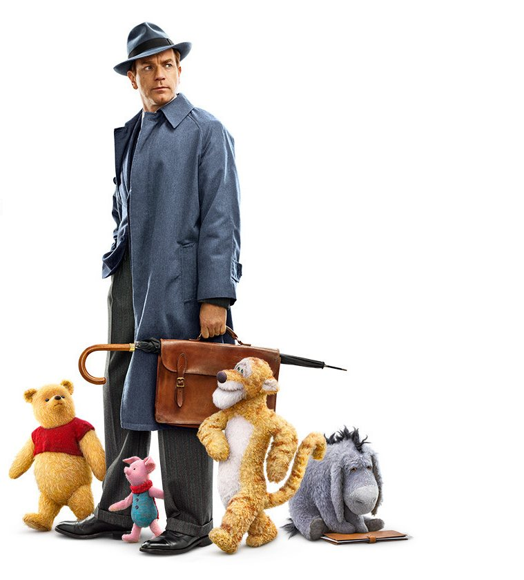 8 Facts About Heartwarming Disney's 'Christopher Robin' Live-Action Movie - Try to Keep From Crying While Watching!