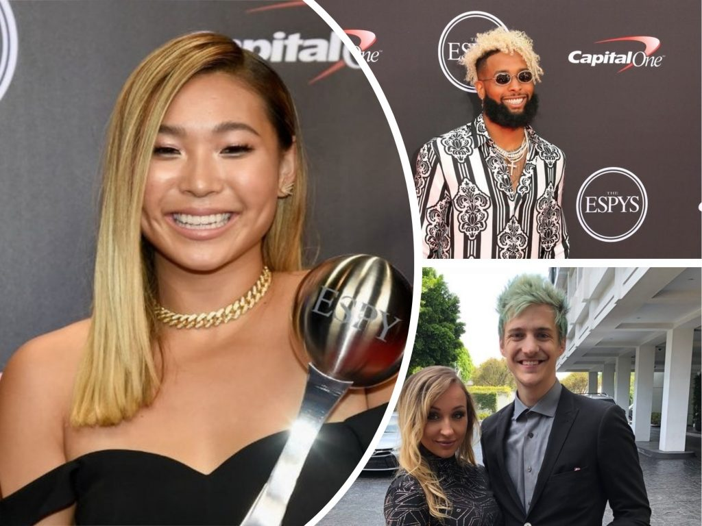 The 2018 ESPY Awards: Chloe Kim Keeps On Winning and Other Winners America's Proud of + See Sport Stars in Fancy Outfits