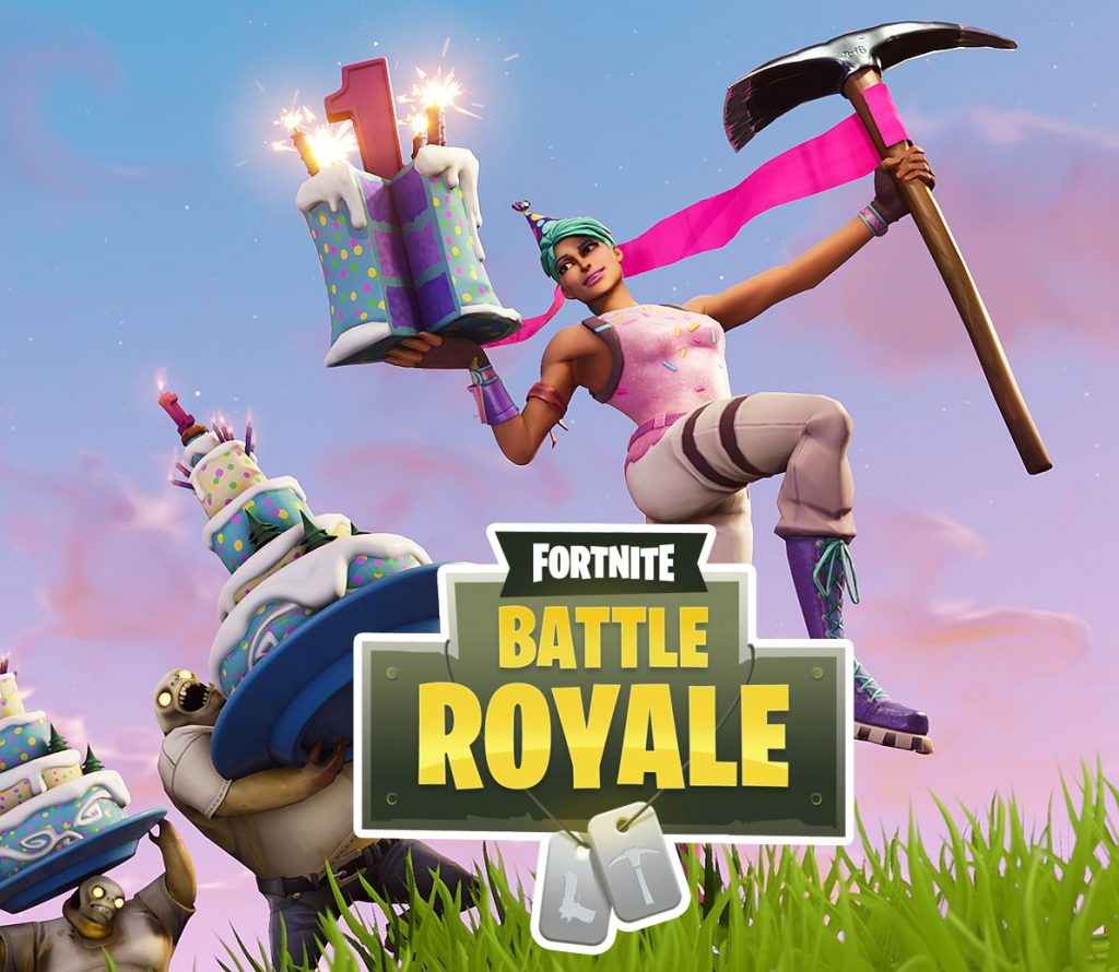 Fortnite Birthday Update: Mini-Games, Cake and Other Things You Can Get to Celebrate the Anniversary of Battle Royale