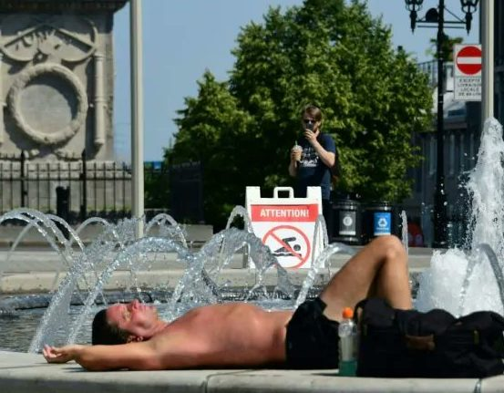 Canadian Heat Wave Leaves at Least 17 Dead - 9 Tips To Protect Yourself From Record High Temparature in Summer 2018