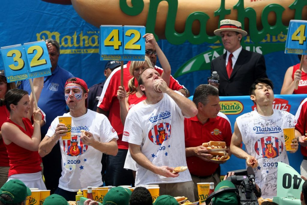 Nathan's Hot Dog Eating Contest 2018: Here's How Champion Joey Chestnut Prepares to Break His Record + How to Watch Most American Contest on Fourth of July