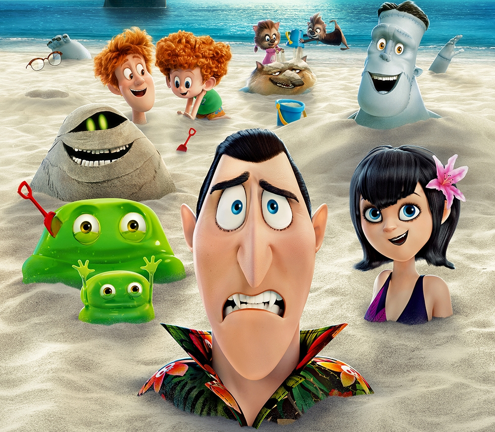 "QUIZ: Which ""Hotel Transylvania 3: Summer Vacation"" Character Are You?"