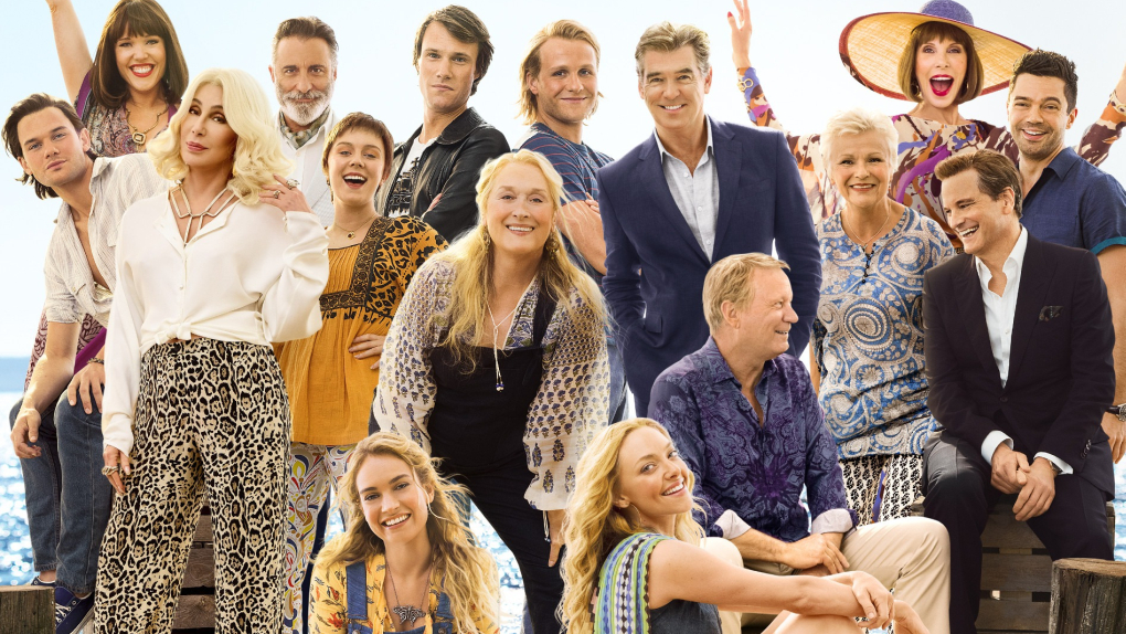 Amazing Meryl Streep, Iconic Cher, ABBA Songs + 6 More Reasons 'Mamma Mia! Here We Go Again' Is The Best Movie for Your July Weekend