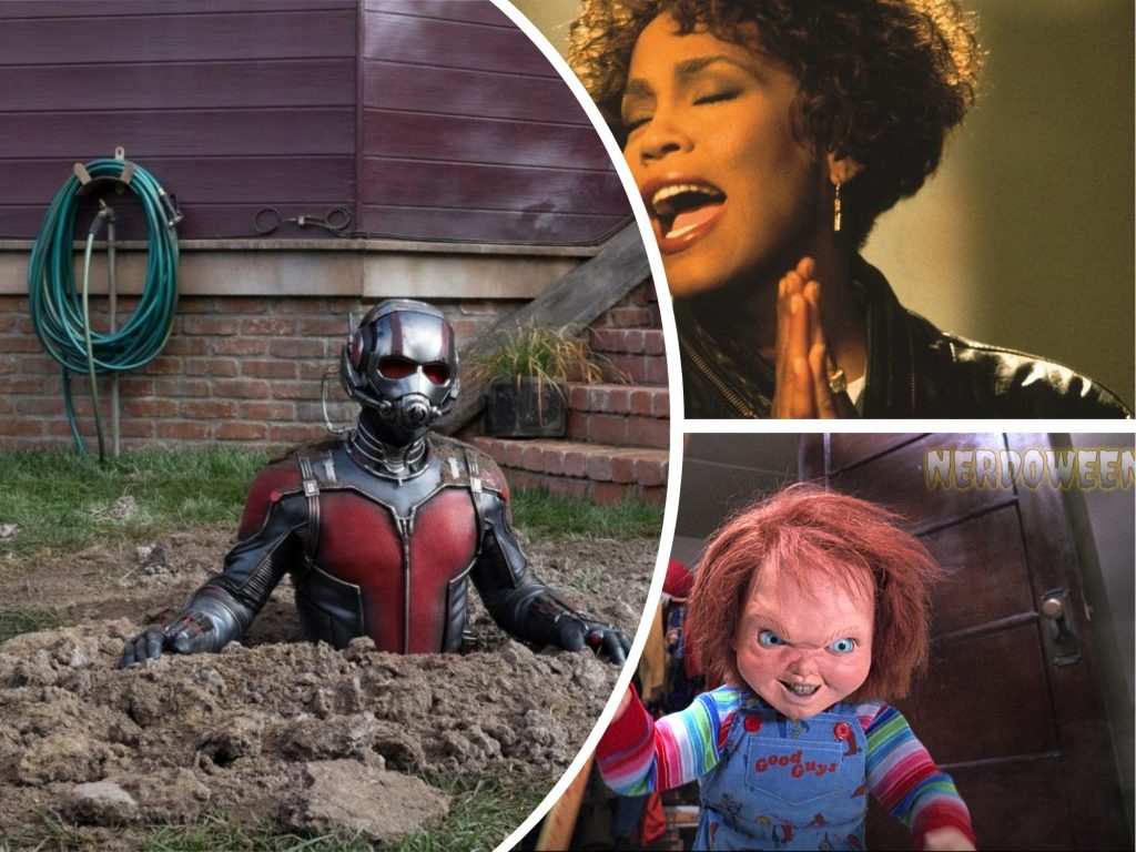 'Ant-Man And The Wasp' Premiere, 'Whitney' Documentary Premiere + 4 More Hot Movies News of the Week