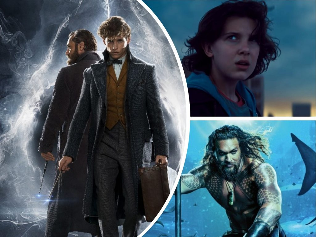 San Diego Comic-Con 2018: Fantastic Beasts: The Crimes of Grindelwald, Aquaman + 3 More Hot News and Trailers