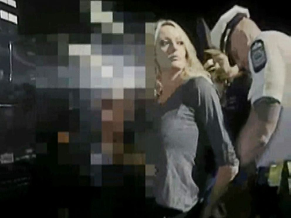 Video of Adult Film Star Stormy Daniels Arrest at a Strip Club Released - Of Course, Trump Is to Blame