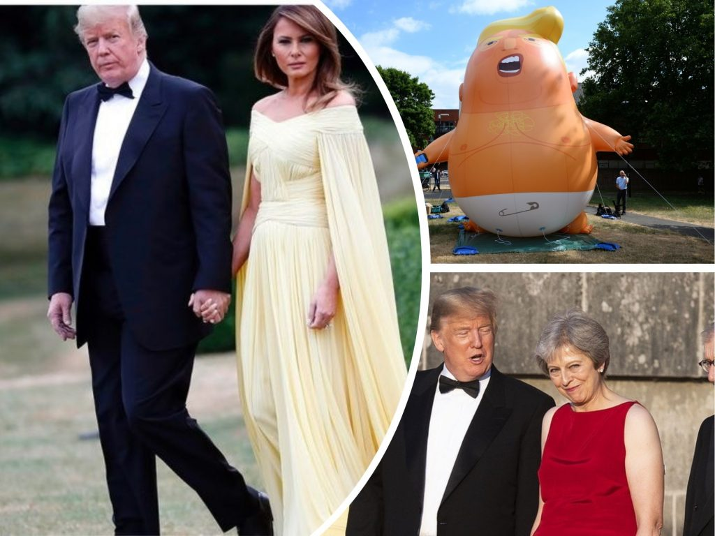 Donald Trump Visits UK: US President Feels 'Unwelcomed' in London, Said the Queen Is 'Tremendous Woman' + More Key Things to Know